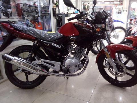 Yamaha Ybr 125 Ed 2017 Motolandia 4792-7673