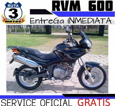 Moto Jawa Rvm 600 Inyeccion 0km 2017