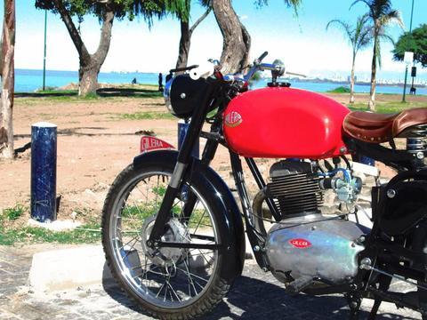 Gilera 150 Sport 1957 Clasica Patentada :) No Vespa