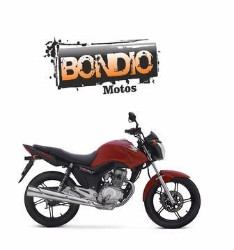 Honda Cg 150 Titan New - Bondio Motos