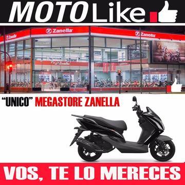 Moto Zanella Styler Cruiser X 150 Scooter Automatico Pcx Eli