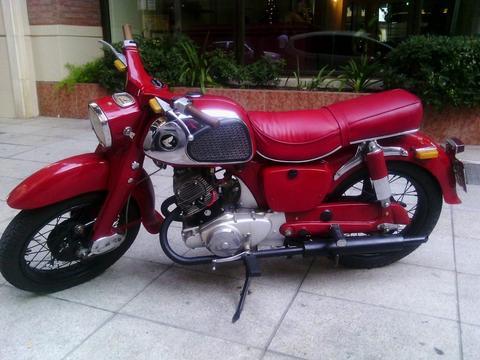 Honda Benly 150 Cc Año 1960