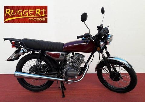 Zanella Sapucai 150 Moto 0km Calle Haedo Moron Ruggeri Motos
