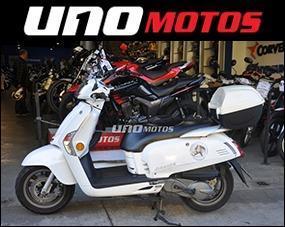Kymco Like 125 Usada 2012 Con 12240 Km Int. 13835