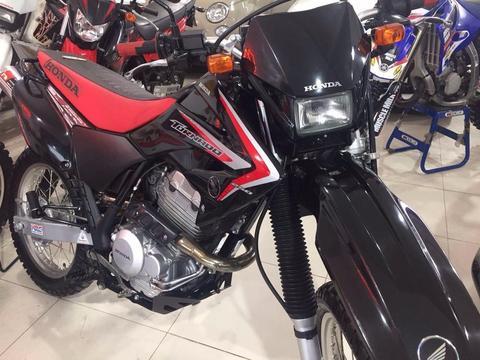 Honda Xr 250 Tornado 2015 Con 6500 Km C/accesorios Pro Seven