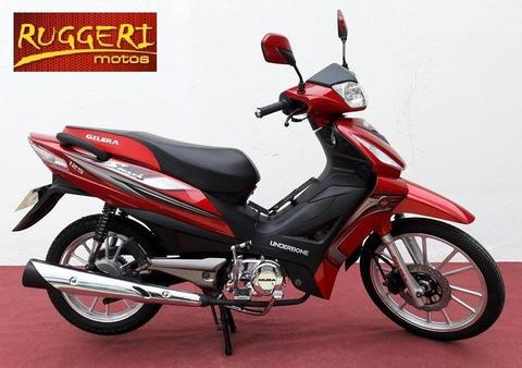 Gilera Smash 125 R Underbone Moto 0km Cub Ruggeri Motos