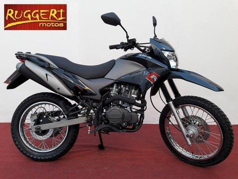 Zanella Zr 250 Lt Enduro Moto 0km Haedo Ruggeri Motos