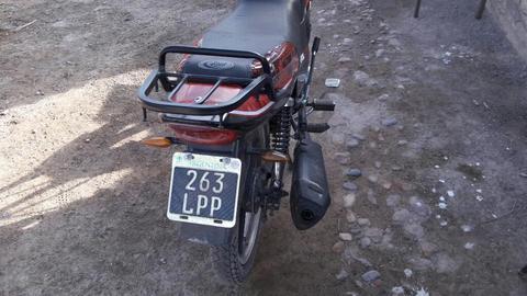 Vendo Zanella Rx 150 Usada