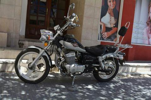 Vendo Moto Guerrero Gmx 250