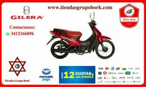 Gilera 110 Cc