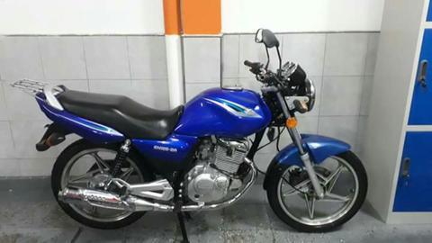 Vdo Suzuki 125 2013 Recibo Motos