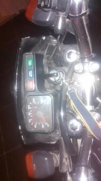 Moto Skua 150 Enduro Calle