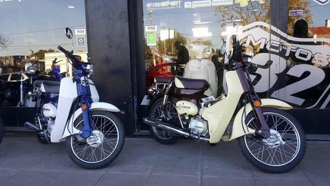 Motomel Vintage 125