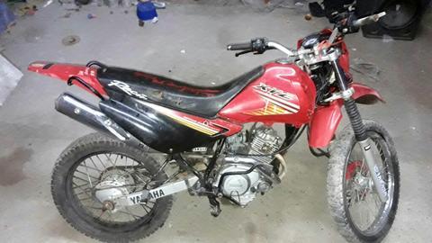 Vendo Yamaha Xtz 2008