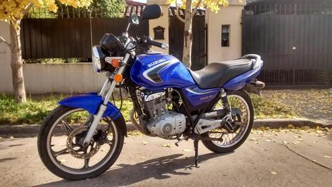 Suzuki En 125 2a Color Azul
