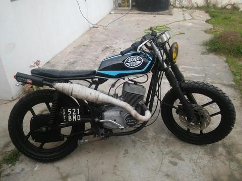 Jawa 350 2t Tracker