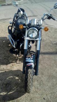 Vendo Zanella Patagonia 150cc Mod 2016
