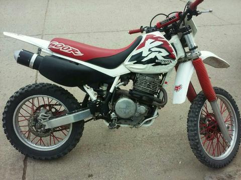 Xr 600 Muy Buena