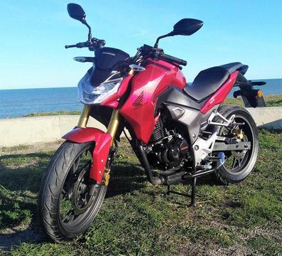 Honda CB 190 R 2016 2000 km