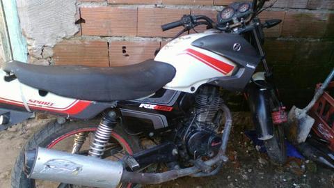 Vendo Moto Zanella Rx 150