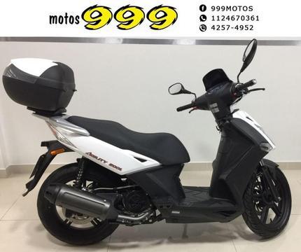 Kymco Agility 200i 200cc Usada 2016 Igual A 0km!