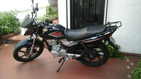 Moto Jawa Supernova 150
