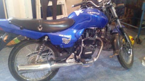 Vendo Moto Zanella Cerró 150
