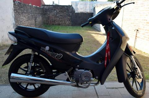 VENDO MOTO 110 FULL IMPECABLE