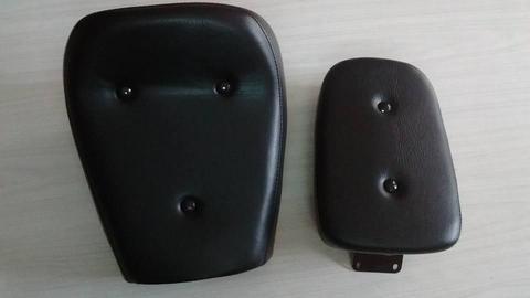 Jgo. Asientos Nuevos Para Motos Custom