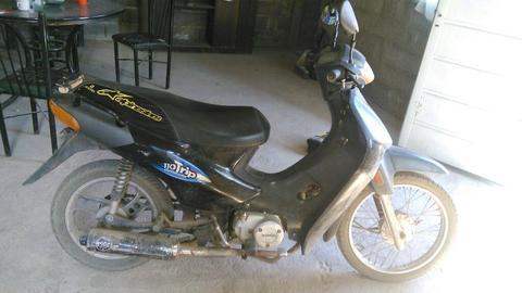 Moto Gerrero Trip 110