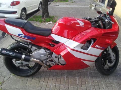 Cbr 600 F2 1992 titular Tomo motos unicamente !!!