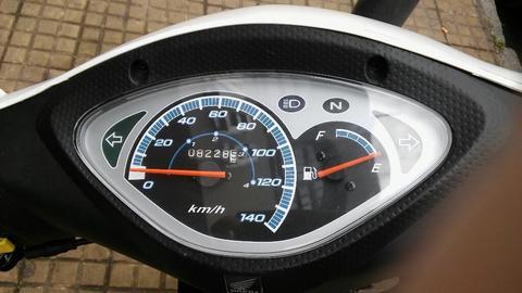 Moto Honda Biz 125 Es 2016