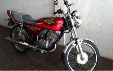Kawasaki GTO clasic speedster 125 cc