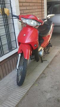 Vendo Motomel Blitz 110