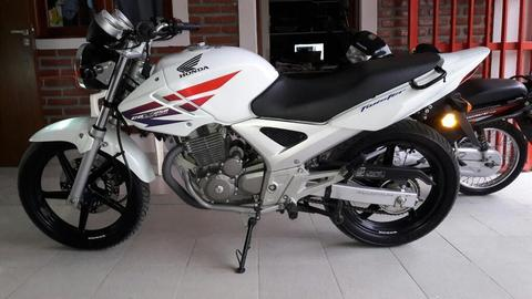 Vendo Honda Twister 2013