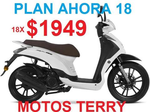 Scooter Zanella Styler 150 R16 Plan Ahora Hotsale Hot Sale !