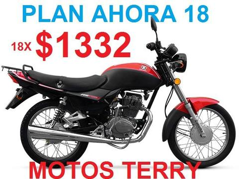 Moto Zanella Rx 150 G3 0km Hot Sale 18 Cuotas Hotsale