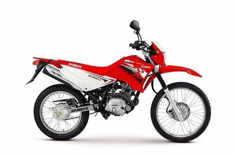 Jianshe Js 125-6by 0km 2017 Zeta Motos
