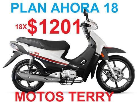 Moto Zanella Zb 110 Full 0km