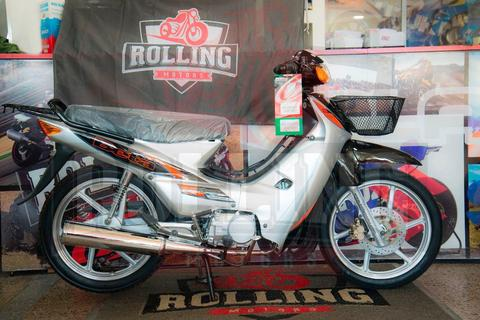 Beta Bs 110 0km 2017 Rolling Motors