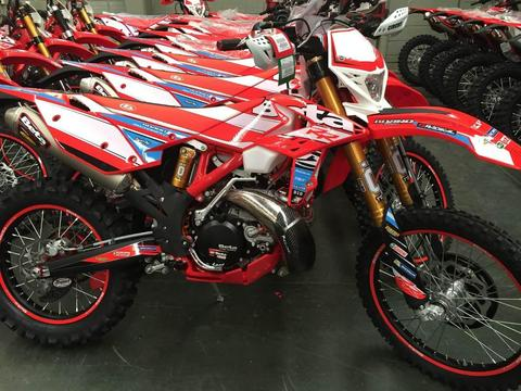 Beta 300 RR RR Italia enduro K2 Argeseries