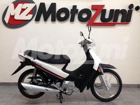 Zanella Zb 110 Z1 Arranque Elec. Créditos En El Acto Mg