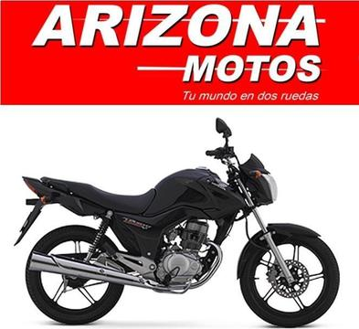 Moto Honda New Cg Titan 150 0km 2017 Arizona Motos