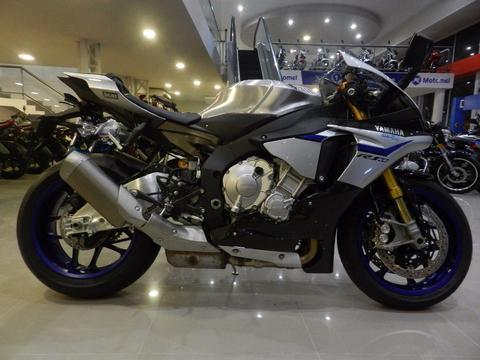 Moto Yamaha Yzf R1 M Entrega Inmediata 2017