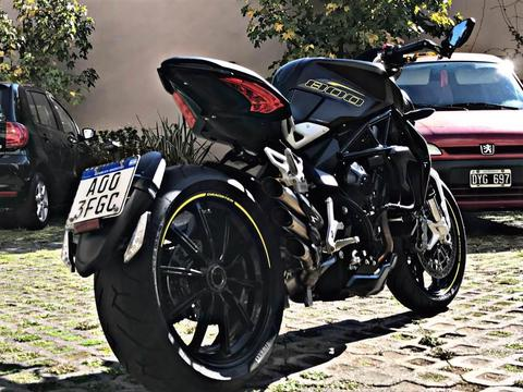 Mv Agusta Dragster 800 + Escape + Carbono / La Mas Linda /