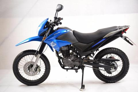 Zanella Zr 200 Ohc 0km Modelo 2017 Zeta Motos