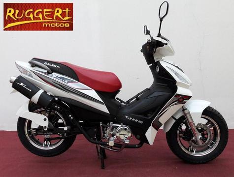 Gilera Smash 110 Tunning R Full Moto 0km Moron Ruggeri