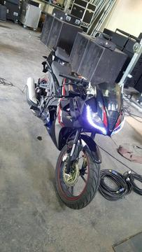 Motomel Sr200r Nueva Muy Pocos Kms Ideal Gestor