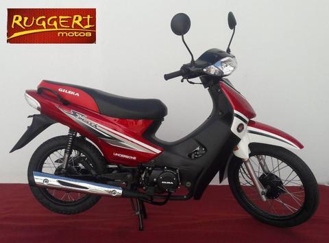 Gilera Smash 110 Vs Moto 0km Haedo Moron Ruggeri Motos