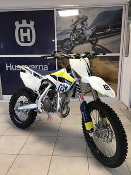 Moto Cross Husqvarna Tc 125 2017